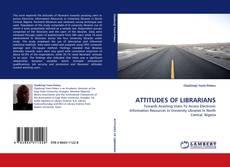 Buchcover von ATTITUDES OF LIBRARIANS