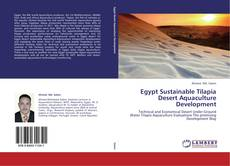 Couverture de Egypt  Sustainable Tilapia Desert Aquaculture Development