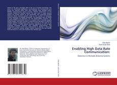 Capa do livro de Enabling High Data Rate Communication: