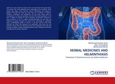 HERBAL MEDICINES AND HELMINTHIASIS的封面