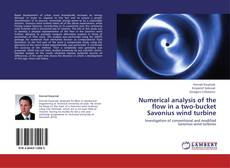 Bookcover of Numerical analysis of the flow in  a two-bucket Savonius wind turbine