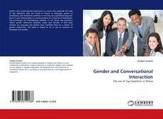 Gender and Conversational Interaction kitap kapağı