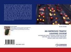 Buchcover von AN IMPROVED TRAFFIC LIGHTING SYSTEM