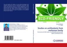 Bookcover of Studies on antifeedants from meliaceae family