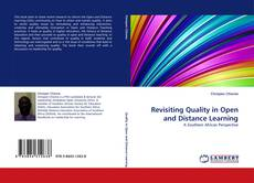 Bookcover of Revisiting Quality in Open and Distance Learning