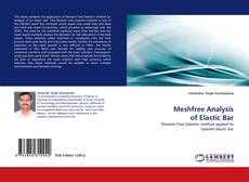 Bookcover of Meshfree Analysis of Elastic Bar