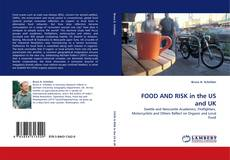 Capa do livro de FOOD AND RISK in the US and UK