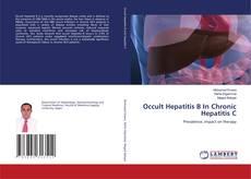 Bookcover of Occult Hepatitis B In Chronic Hepatitis C
