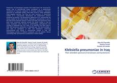 Bookcover of Klebsiella pneumoniae in Iraq