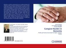 Portada del libro de Caregiver Burden in Dementia
