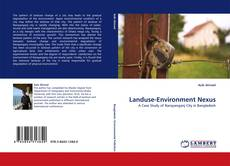 Bookcover of Landuse-Environment Nexus