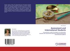 Capa do livro de Assessment and International Students