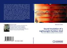 Bookcover of Sound Insulation of a Lightweight Partition Wall