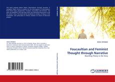 Foucaultian and Feminist Thought through Narrative的封面