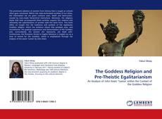 Capa do livro de The Goddess Religion and Pre-Theistic Egalitarianism