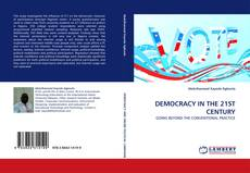 Couverture de DEMOCRACY IN THE 21ST CENTURY