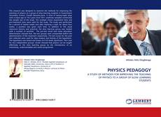 Couverture de PHYSICS PEDAGOGY