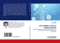 Couverture de POLYHERBAL TOPICAL FORMULATIONS