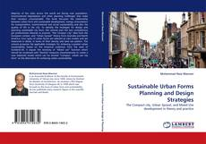 Bookcover of Sustainable Urban Forms Planning and Design Strategies