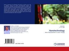 Portada del libro de Nanotechnology