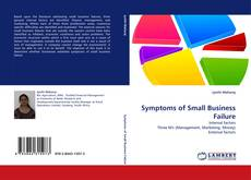 Buchcover von Symptoms of Small Business Failure
