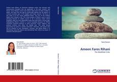 Capa do livro de Ameen Fares Rihani
