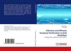Bookcover of Effective and Efficient Temporal Verification in Grid Workflow
