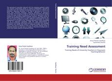 Capa do livro de Training Need Assessment