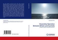 Capa do livro de Steamship 