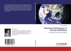 Capa do livro de Advanced Techniques in Gravity Modelling