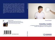 Bookcover of Volatility models