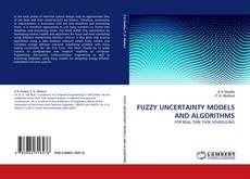 Couverture de FUZZY UNCERTAINTY MODELS AND ALGORITHMS