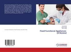 Bookcover of Fixed Functional Appliances (A Review)