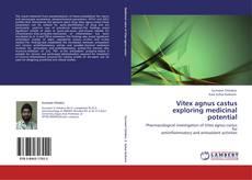 Bookcover of Vitex agnus castus exploring medicinal potential