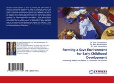 Forming a Save Environment for Early Childhood Development的封面