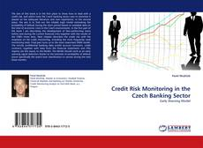Credit Risk Monitoring in the Czech Banking Sector的封面