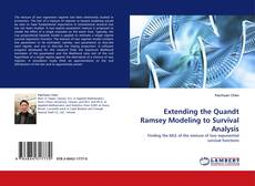 Bookcover of Extending the Quandt Ramsey Modeling to Survival Analysis