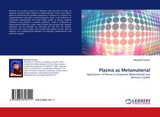 Bookcover of Plasma as Metamaterial