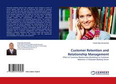 Portada del libro de Customer Retention and Relationship Management