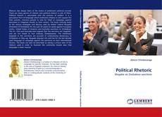 Bookcover of Political Rhetoric