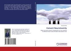 Bookcover of Cement Neurotoxicity