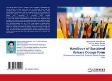Couverture de Handbook of Sustained Release Dosage Form