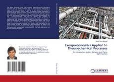 Bookcover of Exergoeconomics Applied to Thermochemical Processes