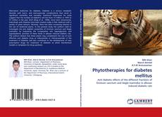 Buchcover von Phytotherapies for diabetes mellitus