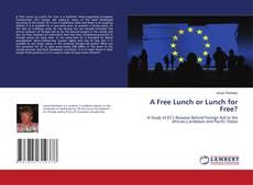 Bookcover of A Free Lunch or Lunch for Free?
