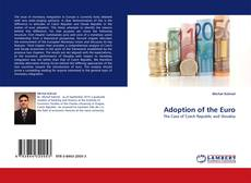 Bookcover of Adoption of the Euro