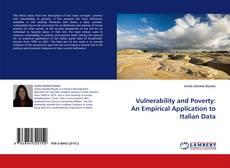 Vulnerability and Poverty: An Empirical Application to Italian Data kitap kapağı