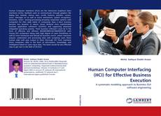 Capa do livro de Human Computer Interfacing (HCI) for Effective Business Execution