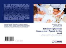 Establishing Facilities Management Agreed Service Level kitap kapağı
