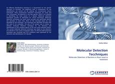 Bookcover of Molecular Detection Tecchniques